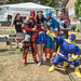 37 MFest 2018 Stack up Sound System and Superhero's