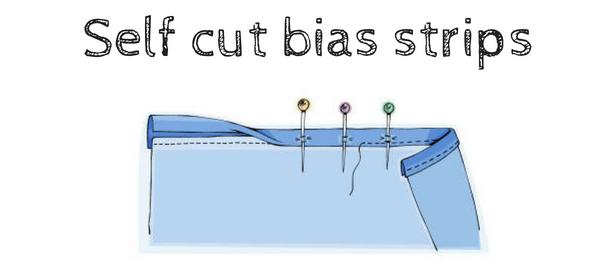 Self Cut Bias