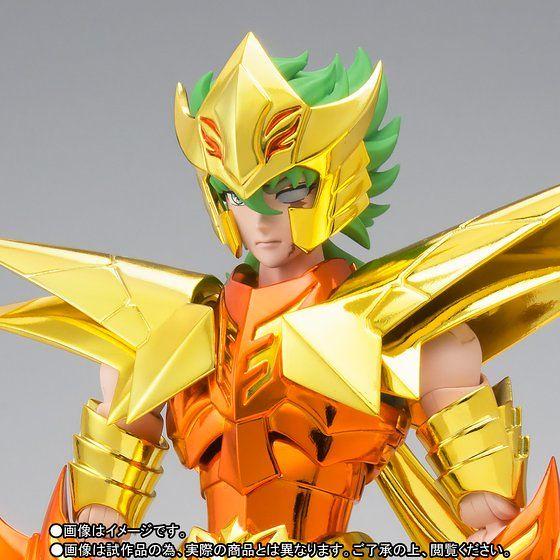 聖闘士聖衣神話EX 《聖鬪士星矢》海闘士「魔鬼魚艾沙文」!クラーケンアイザック