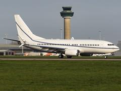 USAL Ltd | Boeing 737-79T BBJ | VP-BWR