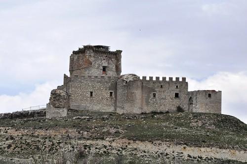 Galve de Sorbe (Guadalajara-España). Castillo de los Zúñiga