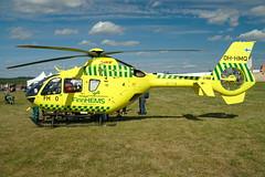 Eurocopter EC135 P2+ (OH-HMQ)