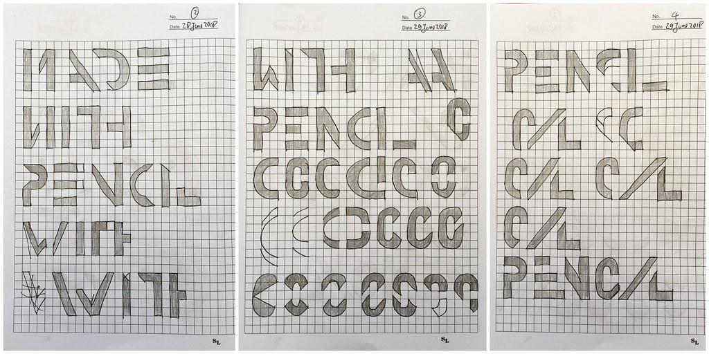 Sketsa Pensil Made With Pencil