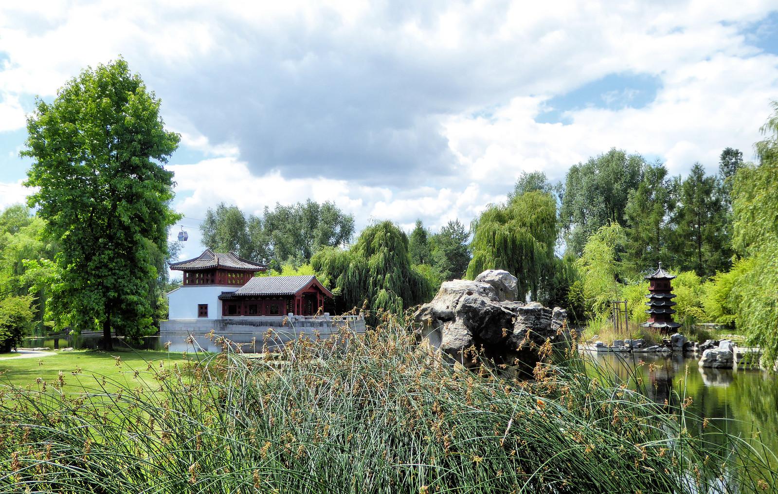 Chinesischer Garten, Panasonic DMC-TZ61