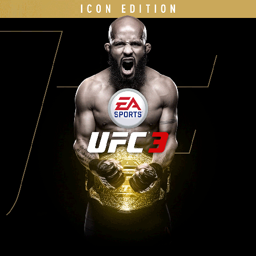 EA SPORTS UFC 3 ICON Edition