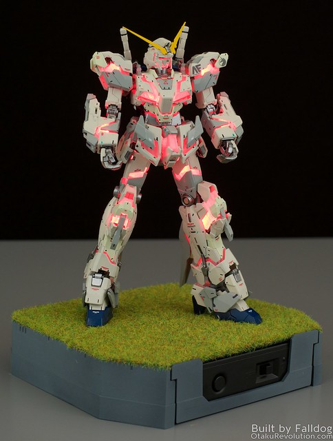 RG Unicorn TWC Lighting Model 9