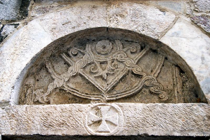 Люнет церкви Св. Анны