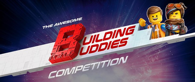 LEGO Launches The Awesome Building Buddies Competition