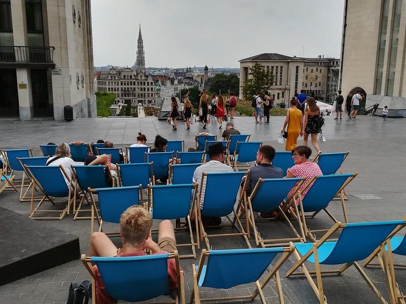 Areas Chill Out  por toda la ciudad.  - 43223011062 1d633c2201 c - Coucou Brussels: ¡Tómate un respiro!