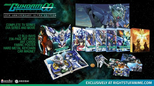 Mobile Suit Gundam 00 Ultra Edition