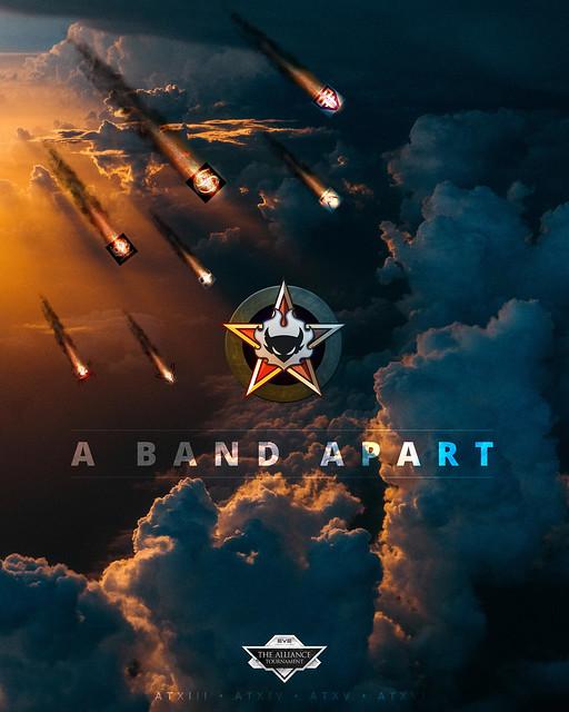 A Band Apart: ATXVI Poster