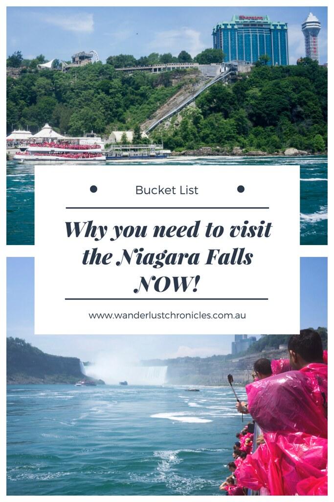 Hornblower Cruises Niagara Falls