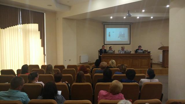 Regional seminar - Vitebsk and Minsk