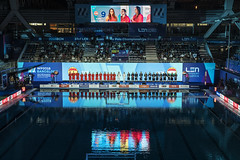 Sáb, 14/07/2018 - 21:14 - Inauguració Campionat d'Europa LEN Waterpolo