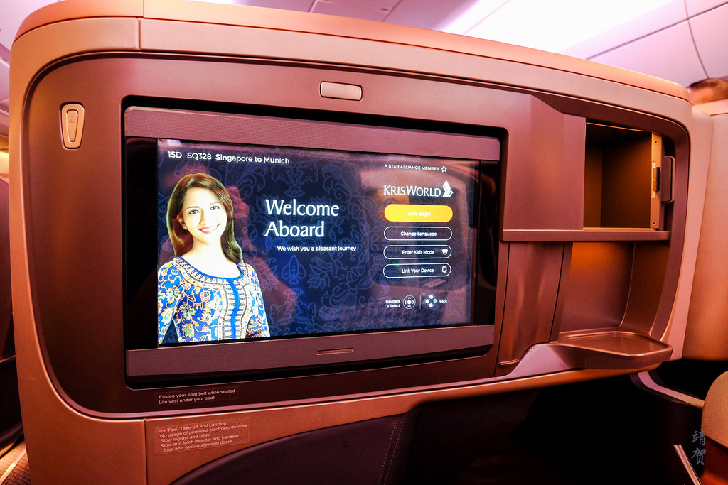 Welcome aboard the A350