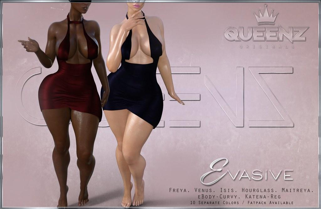 QUEENZ @ Sense Event - TeleportHub.com Live!