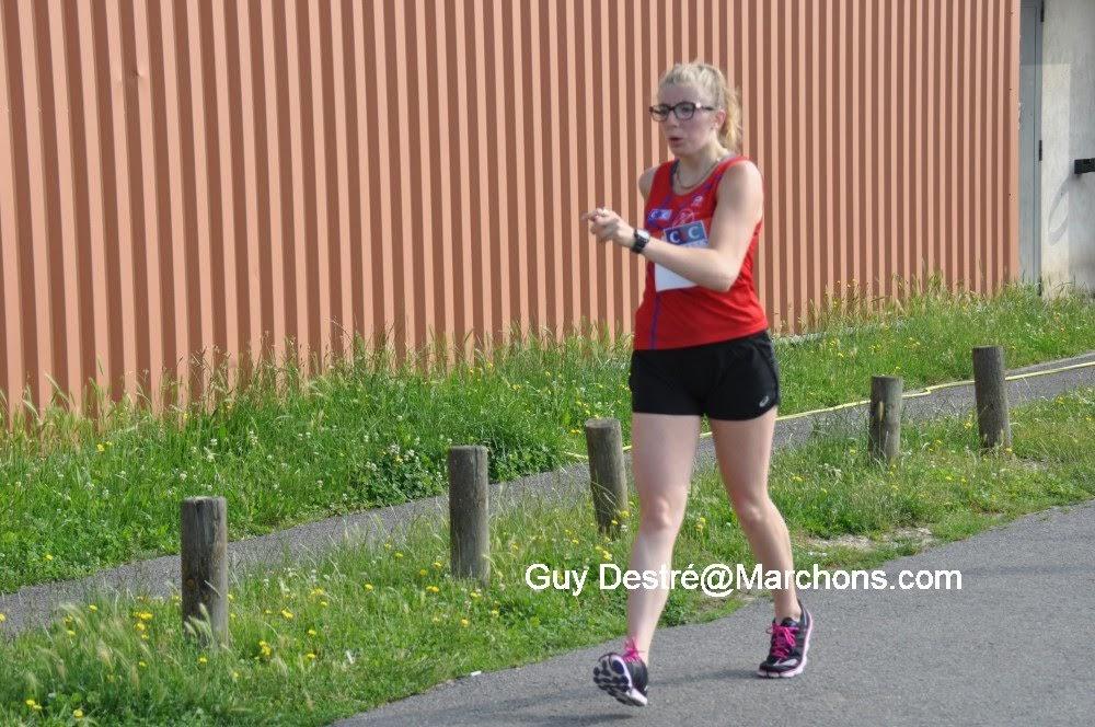 PLMC Athlétisme - 2018 - CHAMPIONNAT ILE DE FRANCE 20 KM MARCHE
