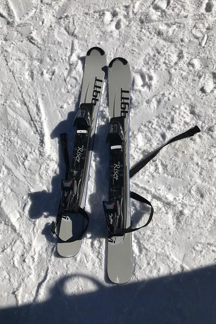 Tue, 2018-01-16 14:28 - short ski