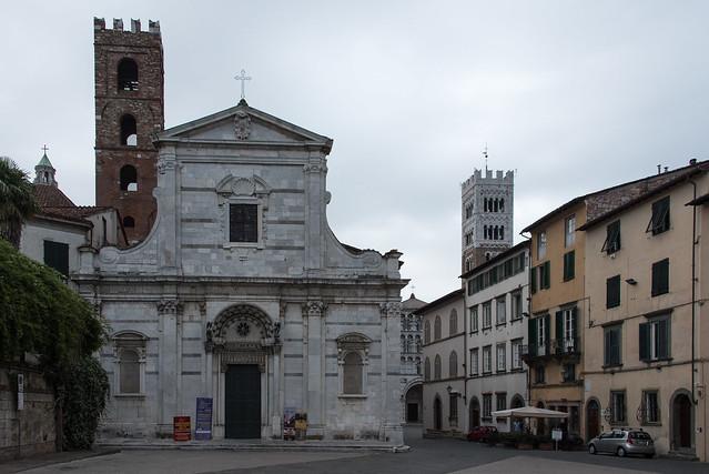 Chiesa dei Santi Giovanni e Reparata at Lucca