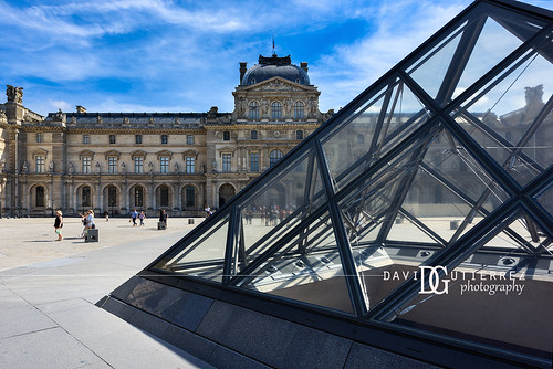 The Louvre (II), Paris, France