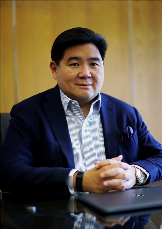 SSI Group Inc. President Anton Huang