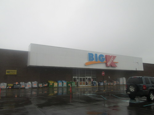 Meadville Kmart Closing Sale