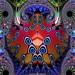 Kind of Like a Hundertwasser Print by j.towbin ©