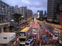 Jordan HK traffic