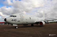 168440 Boeing P-8A Poseidon United States Navy RAF Fairford Gloucester