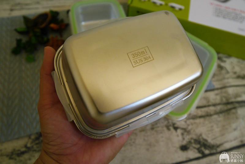 廚房好用小物推薦|品幸福-質感不鏽鋼玻璃油壺罐,304不鏽鋼保鮮盒