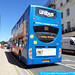 KX12GXD 10035 Stagecoach Midlands (Warwickshire) in Leamington Spa