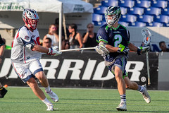 Major League Lacrosse: Boston Cannons vs Chesapeake Bayhawks