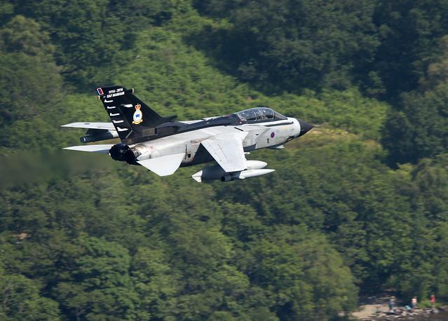Panavia Tornado GR.4 ZG771, Nikon D800E, AF-S VR Nikkor 400mm f/2.8G ED