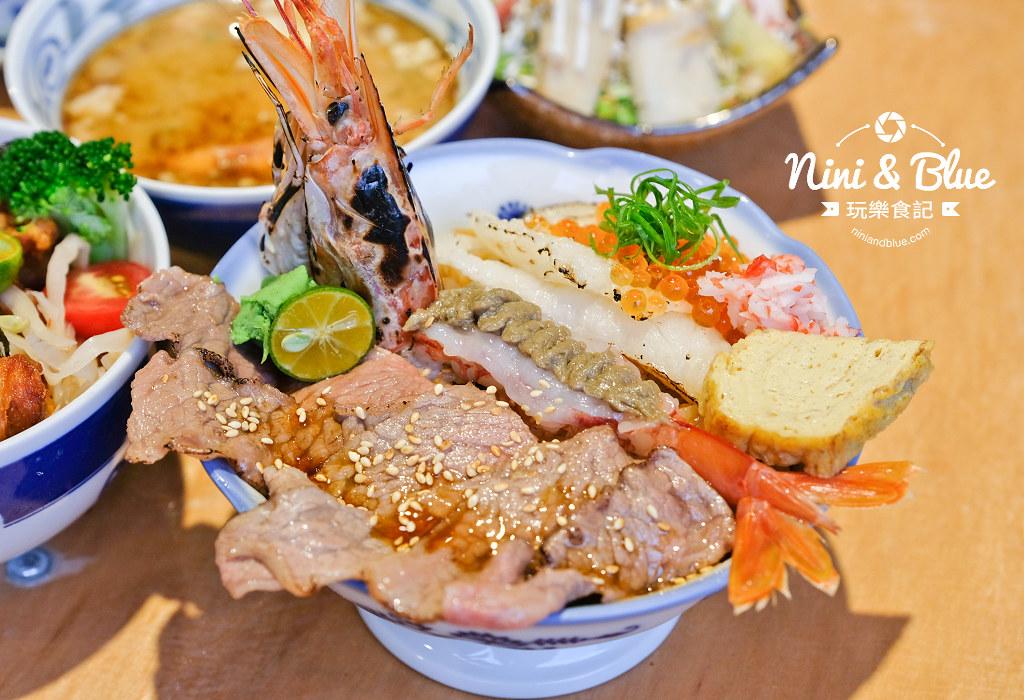 森川丼丼 台中 梅亭街 美食丼飯18