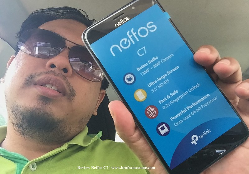 Review Neffos C7