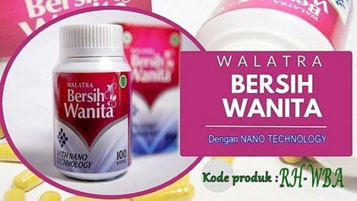 obat pembersih Walatra Bersih Wanita