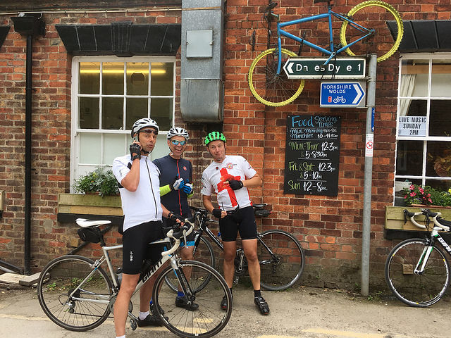 6 Yorkshire Wolds Cycle Route Ship Inn Sewerby 640