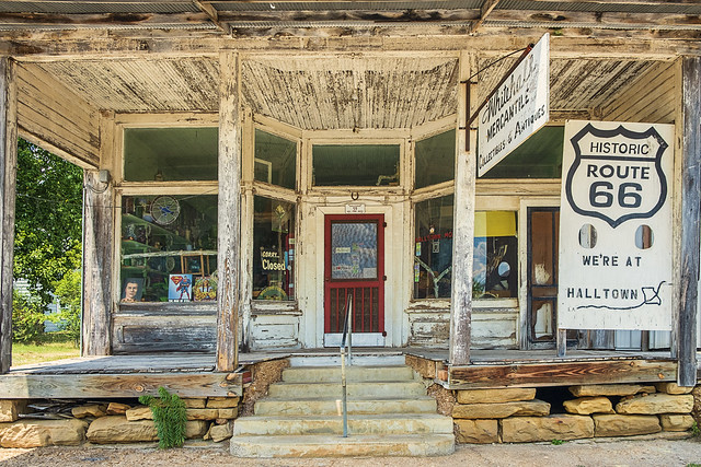 _LCH3078 Route 66_Halltown_Whitehall mercantile