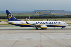 Ryanair Boeing 737-8AS(WL) EI-FIV