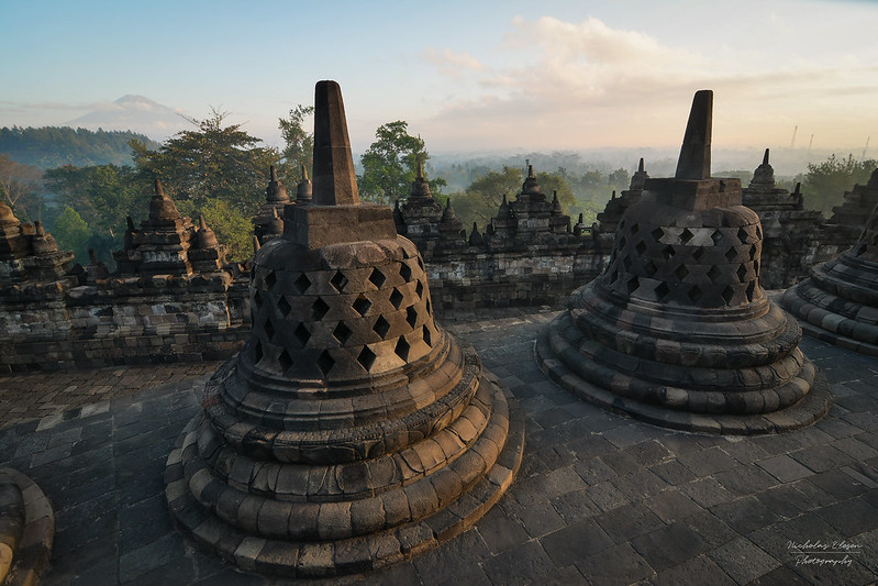 Indonesia | Borobudur Sunrise