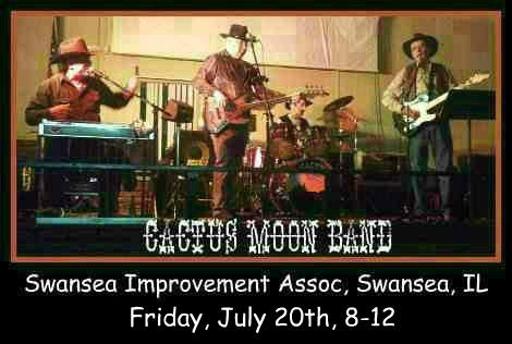 Cactus Moon Band 7-20-18
