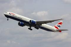 B777 G-STBE London Heathrow 15.06.18
