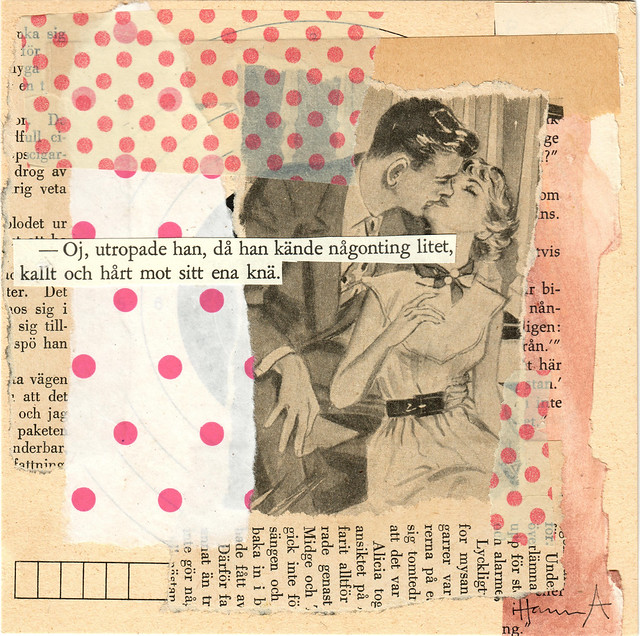 Awkward Romance - Collage no 126 by iHanna #365somethings2018