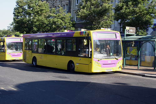 Yellow Buses 530 YX12AKP