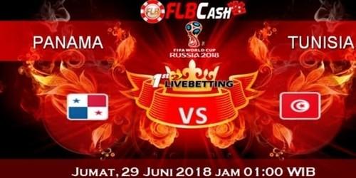 Prediksi Bola Piala Dunia – Panama vs Tunisia, hari Jumat, 29 Juni 2018