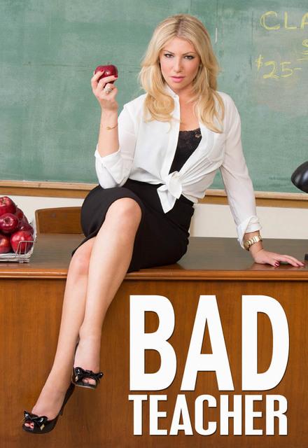 Bad Teacher - TV Series - Poster 2