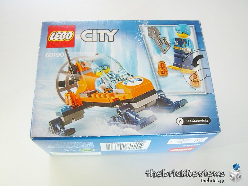 ThebrickReview: 60190 Arctic Ice Glider 41315561340_4989c78309_c