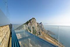 Skywalk Gibraltar 12 - photo taken for Bovis Koala JV by MeteoGib's photographer, Stephen Ball