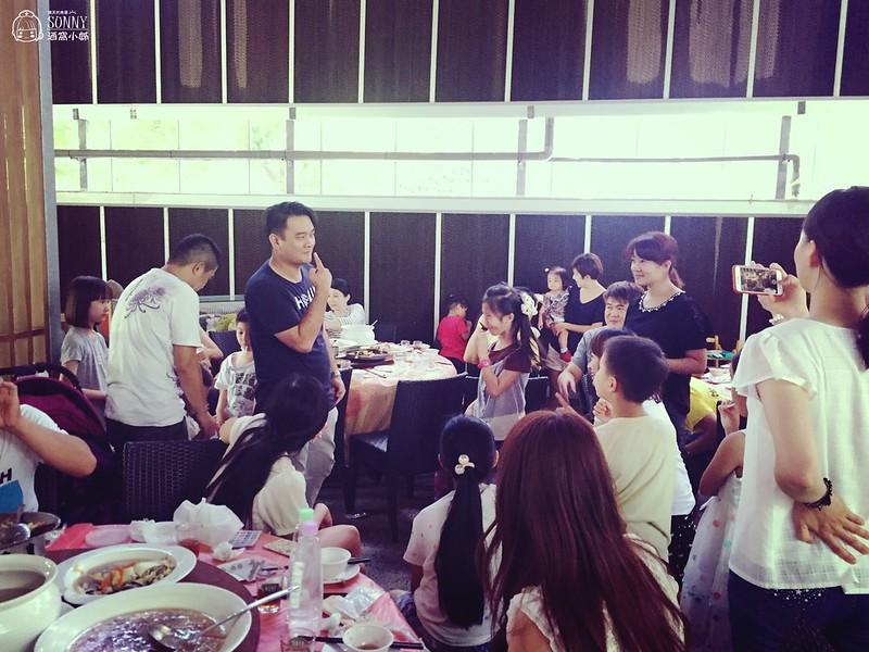同學會聚餐in大人小孩吃喝玩樂全都包辦的新港板陶窯