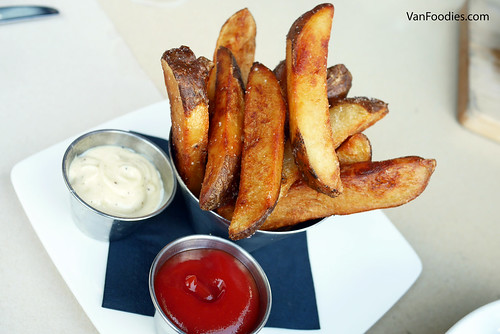 Triple-Cooked Fries